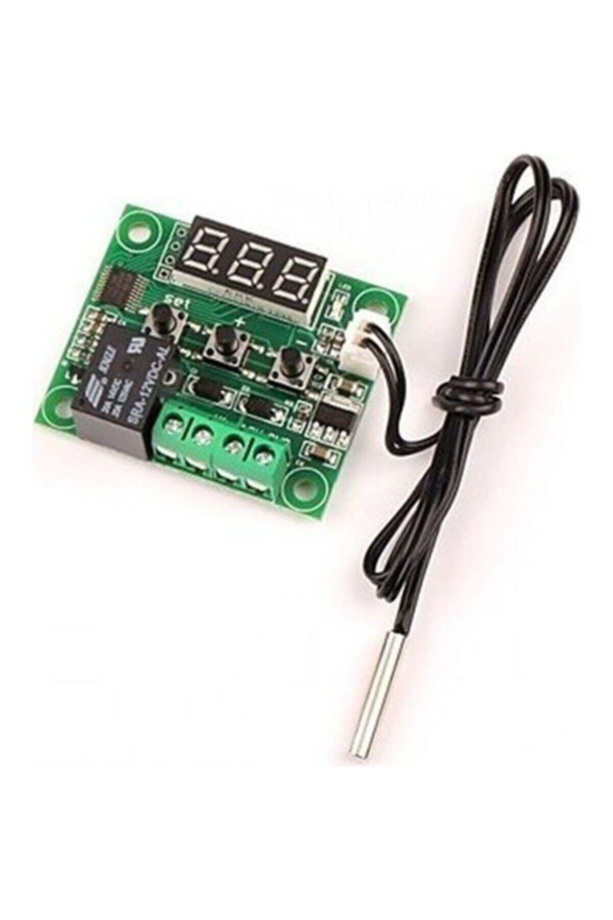 Fortor Ar-026 Xh-w1209 Kuluçka Termostatı Arduino 1