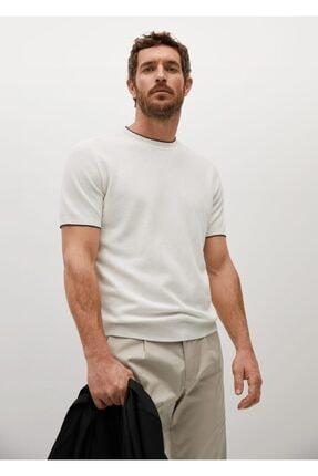 MANGO Man Polo Yaka Tişört --