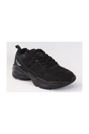 Hammer Jack Kadın Siyah Günlük Spor Ayakkabı 10120041