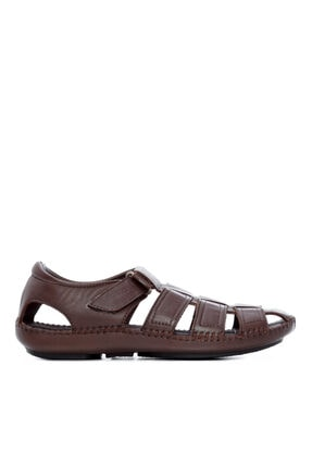 KEMAL TANCA Erkek Derı Sandalet Sandalet 143 9493 Erk Sndlt