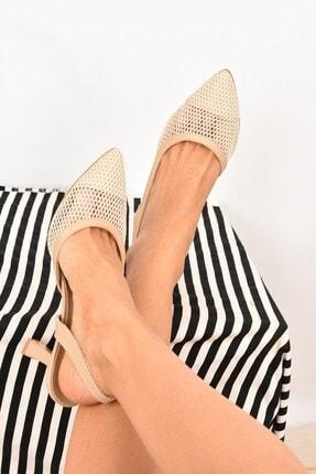 Fox Shoes Kadın Topuklu Ayakkabı