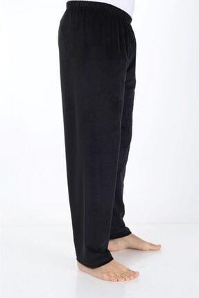Comfylla Erkek Siyah Normal Paça Pijama Altı