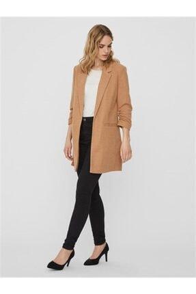 Vero Moda Kadın Kahverengi Ceket