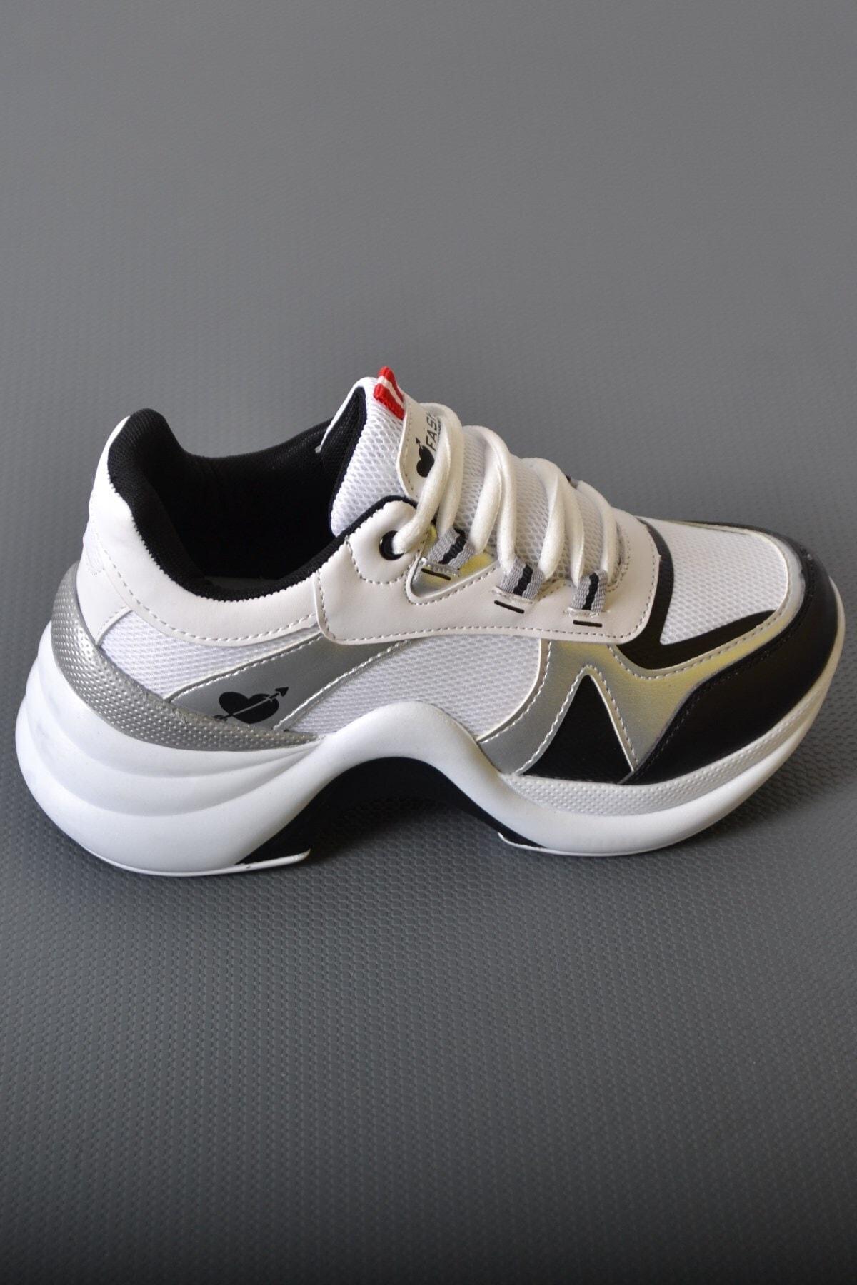 Twingo Kadın Beyaz  Sneaker 2