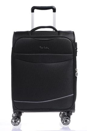 Pierre Cardin Pıerre Cardın 04pc4000-03-s Siyah Unısex Kabin Boy Bavul