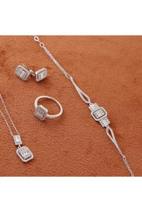 Silveranka Baget Set 925 Ayar Gümüş