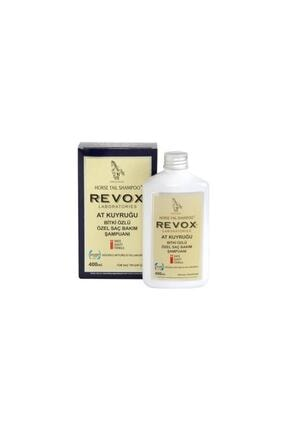 Revox Saç Dökülmesine Karşı At Kuyruğu Şampuanı 400 ml