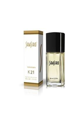 Sansiro K21 Kadın Parfüm 50 Ml