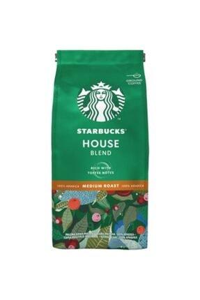 Starbucks House Blend Öğütülmüş Kahve 200 Gr