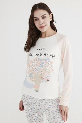 Penti Kadın Pembe Enjoy Termal Tişört