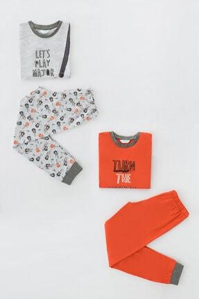 Penti Erkek Çocuk Pijama Takımı 4lü