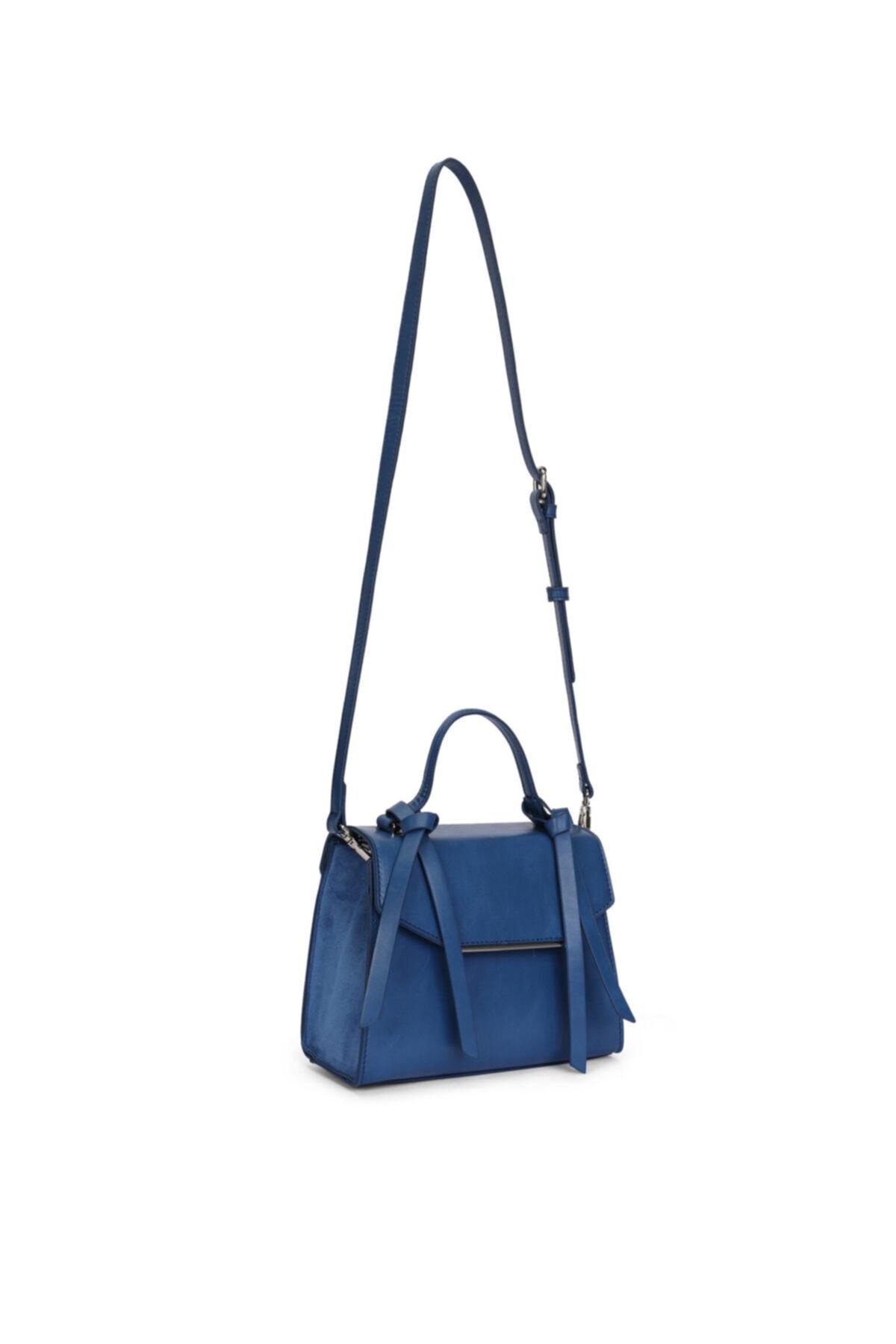 İpekyol Kadın Mavi Çanta 1