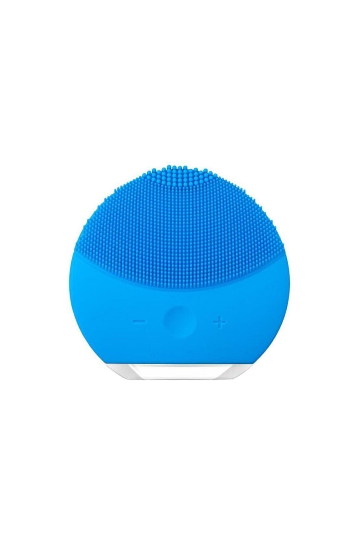 Forever Luna Mini 2 Titreşimli Cilt Temizleme Cihazı Şarjlı + Yeşim Taşı Roller 2