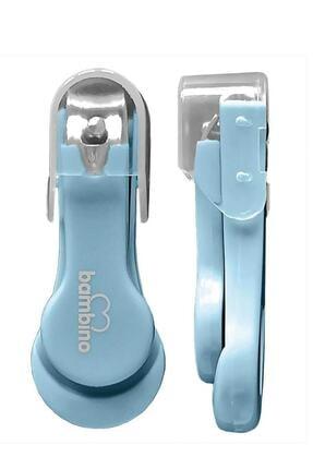 Bambino Bebek Tırnak Makası Mavi Pembe