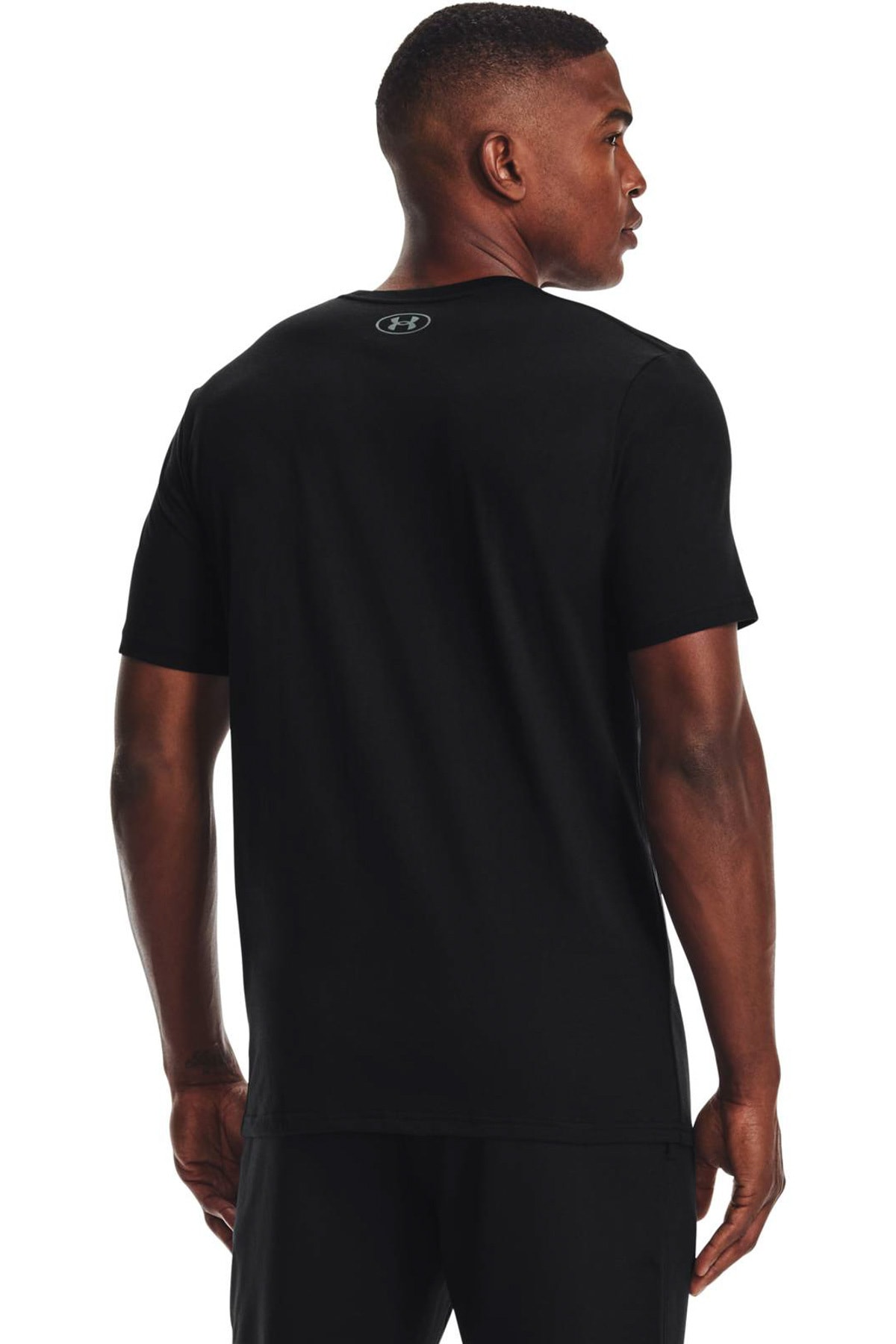 Under Armour Erkek Spor T-Shirt - UA HOOPS ICON TEE - 1361920-001 2