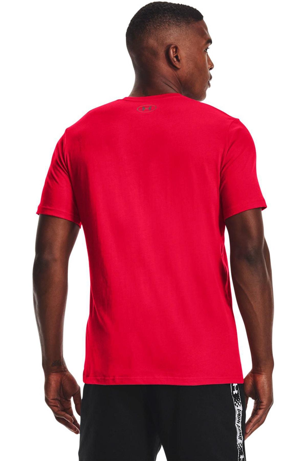 Under Armour Erkek Spor T-Shirt - UA HOOPS ICON TEE - 1361920-600 2