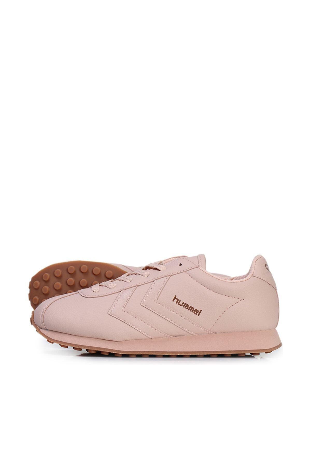 HUMMEL Ray Pembe Kadın Koşu Ayakkabısı 100351998 1