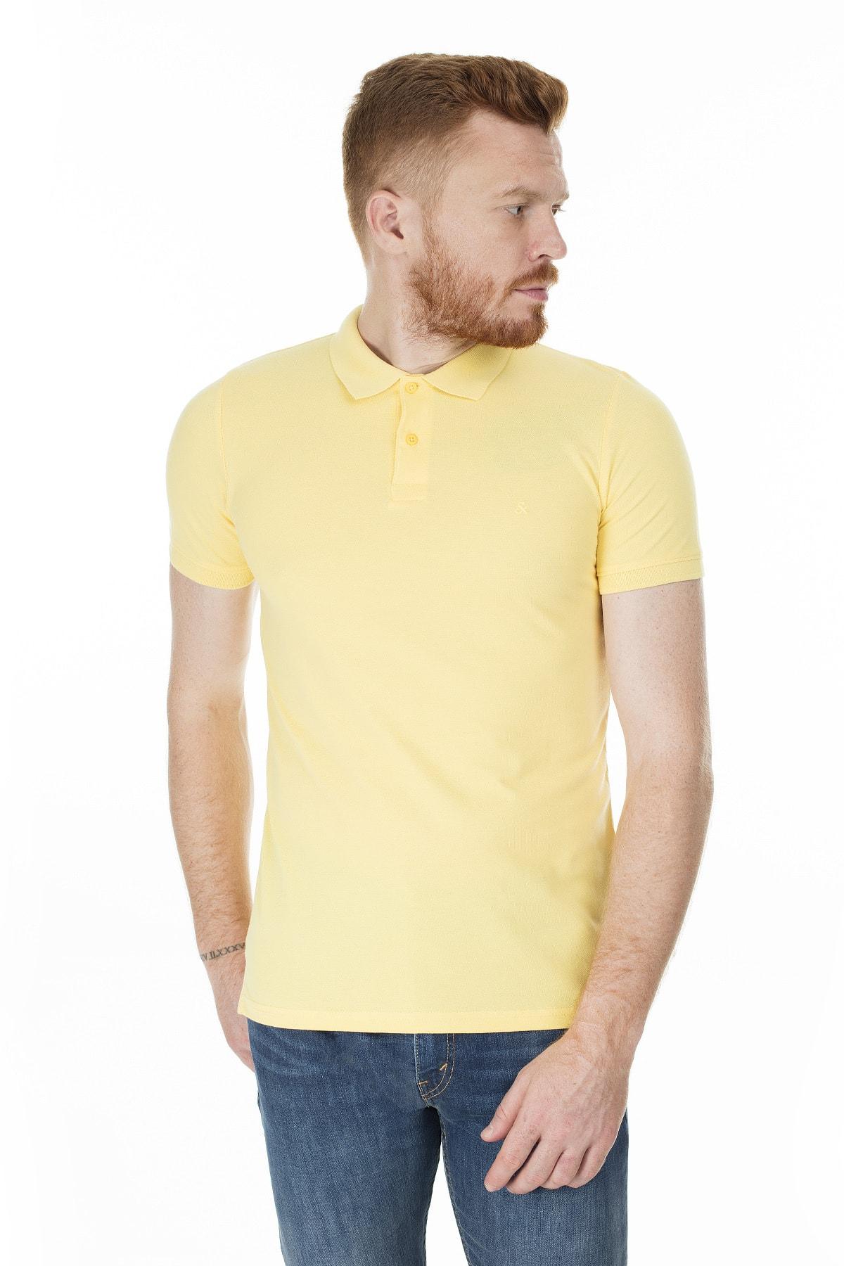 Jack & Jones Slim Fit Essentials Jjebasıc Polo T Shirt ERKEK POLO 121365162 1