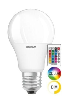 Osram Led Uzaktan Kumandalı Renk Değiştiren 9w 806 Lm E27 Ampul 806lm