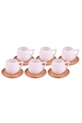 Bambum Espira 6 Kişilik Kahve Fincan Takımı