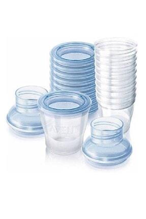 Philips Avent Anne Sütü Saklama Kapları 180 ml 10 Adet
