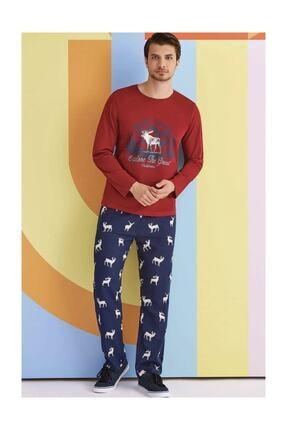 ROLY POLY Erkek Pijama Takımı Uzun Kollu 1317
