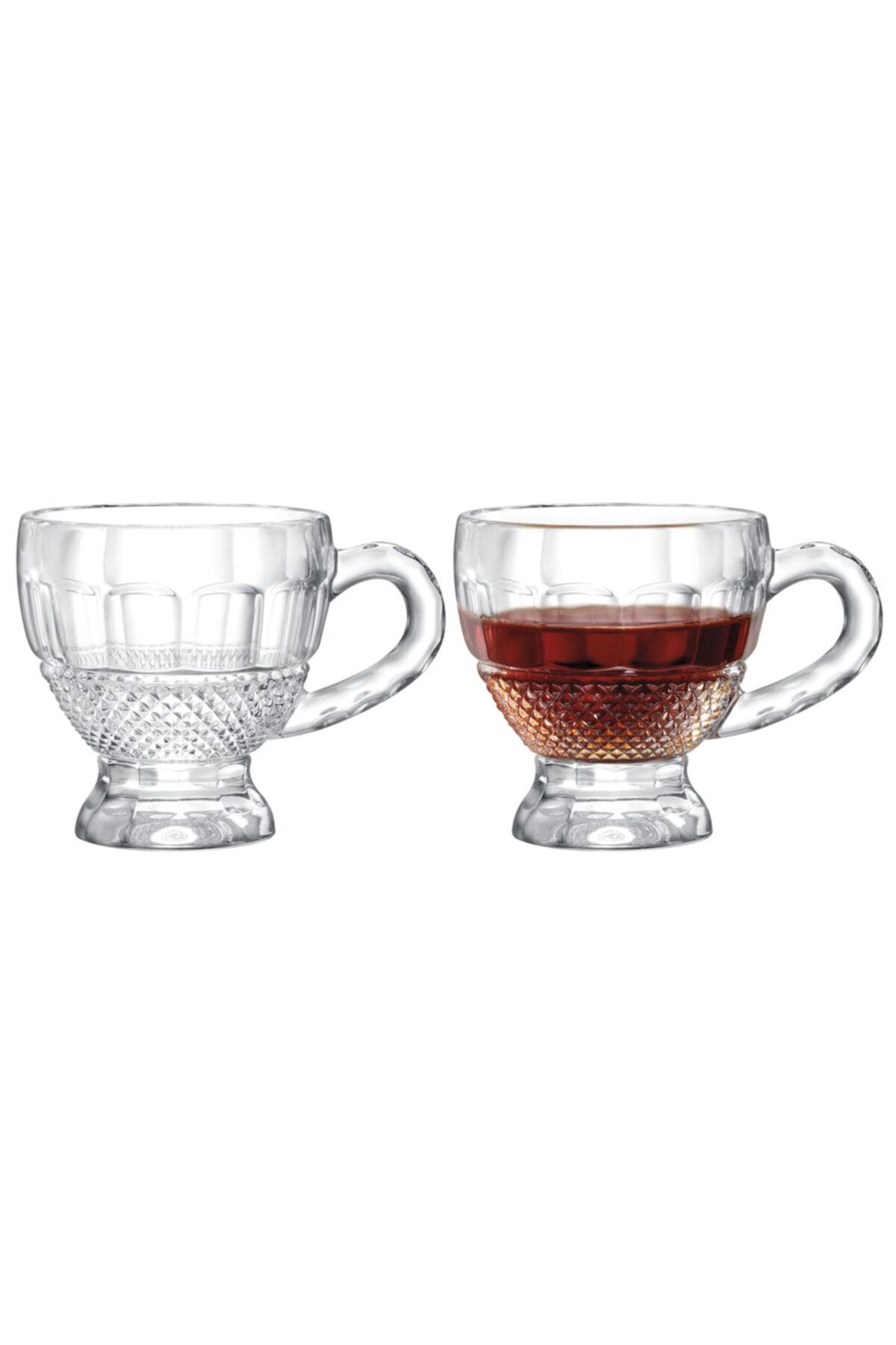 Madame Coco Perren 4'lü Çay Fincanı 2
