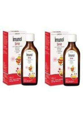 İMUNOL Imunol Beta Glukan Şurup 150ml-2 Adet