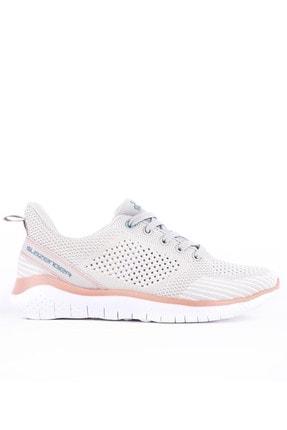 Slazenger WERA Sneaker Kadın Ayakkabı Gri SA10RK049