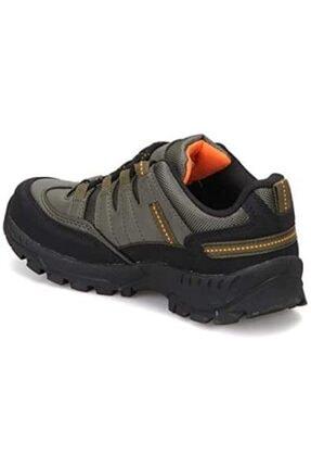 Kinetix Unisex Haki Spor Ayakkabı