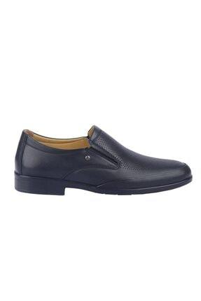MP Erkek Siyah Deri Günlük Comfort Ayakkabı 211-4249