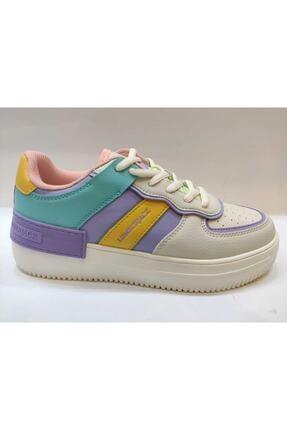 lumberjack FREYA 1FX Lila Kadın Sneaker Ayakkabı 100785036
