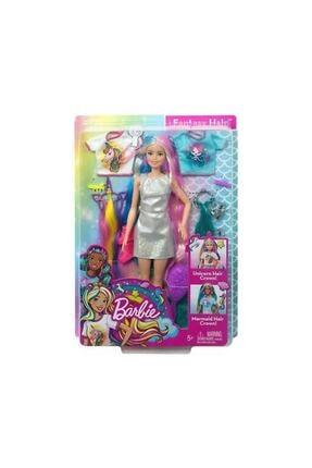 Barbie Sonsuz Saç Eğlencesi Bebek Oyun Seti