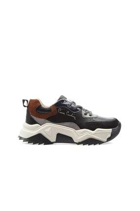 Pierre Cardin PC-30693 Siyah Kadın Spor Ayakkabı