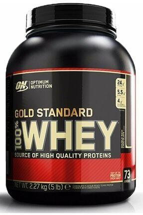 Optimum Nutrition Gold Standard Whey Protein Tozu 2273 gr - Çikolata