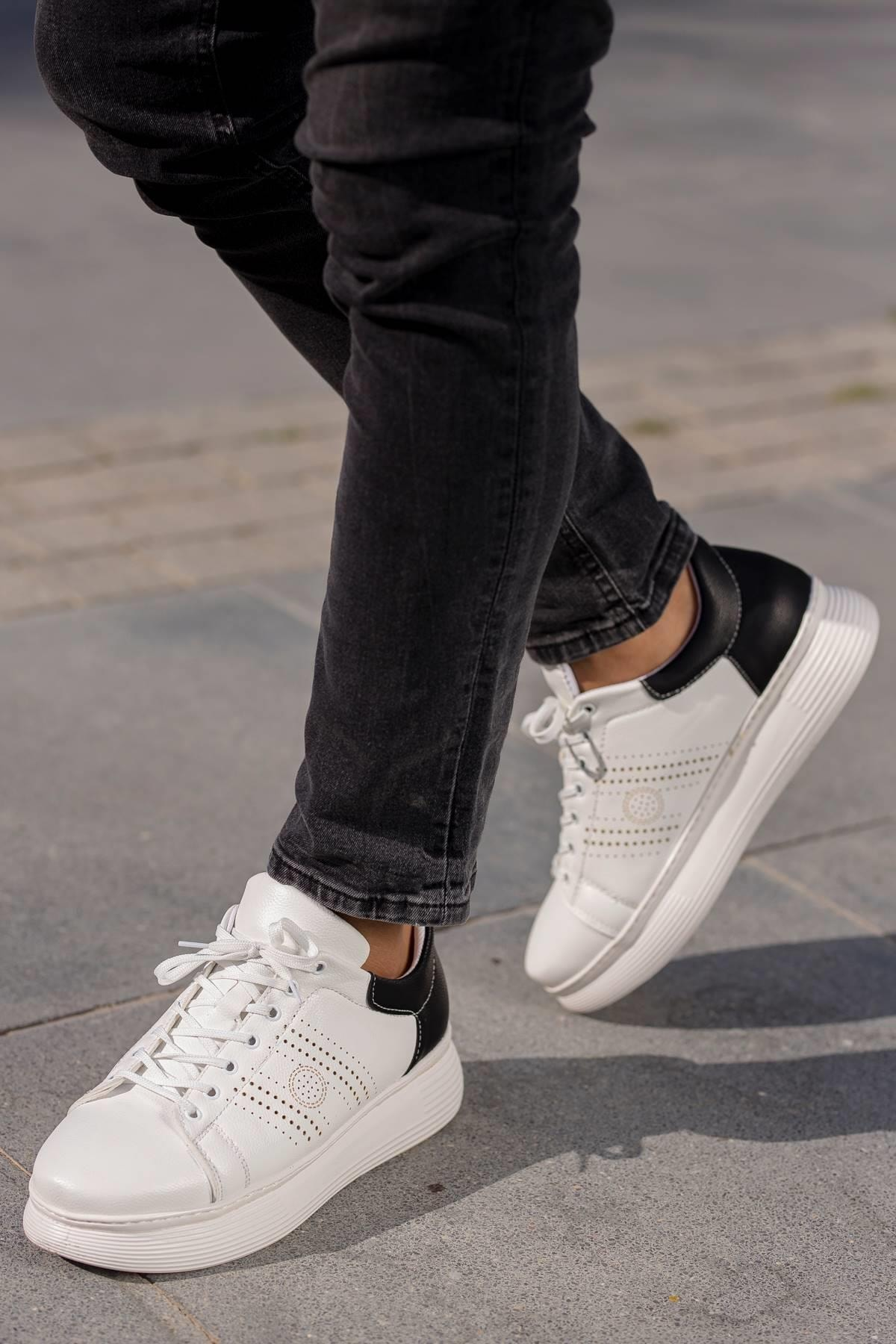 MUGGO MGALERON04 Erkek Sneaker Ayakkabı 2