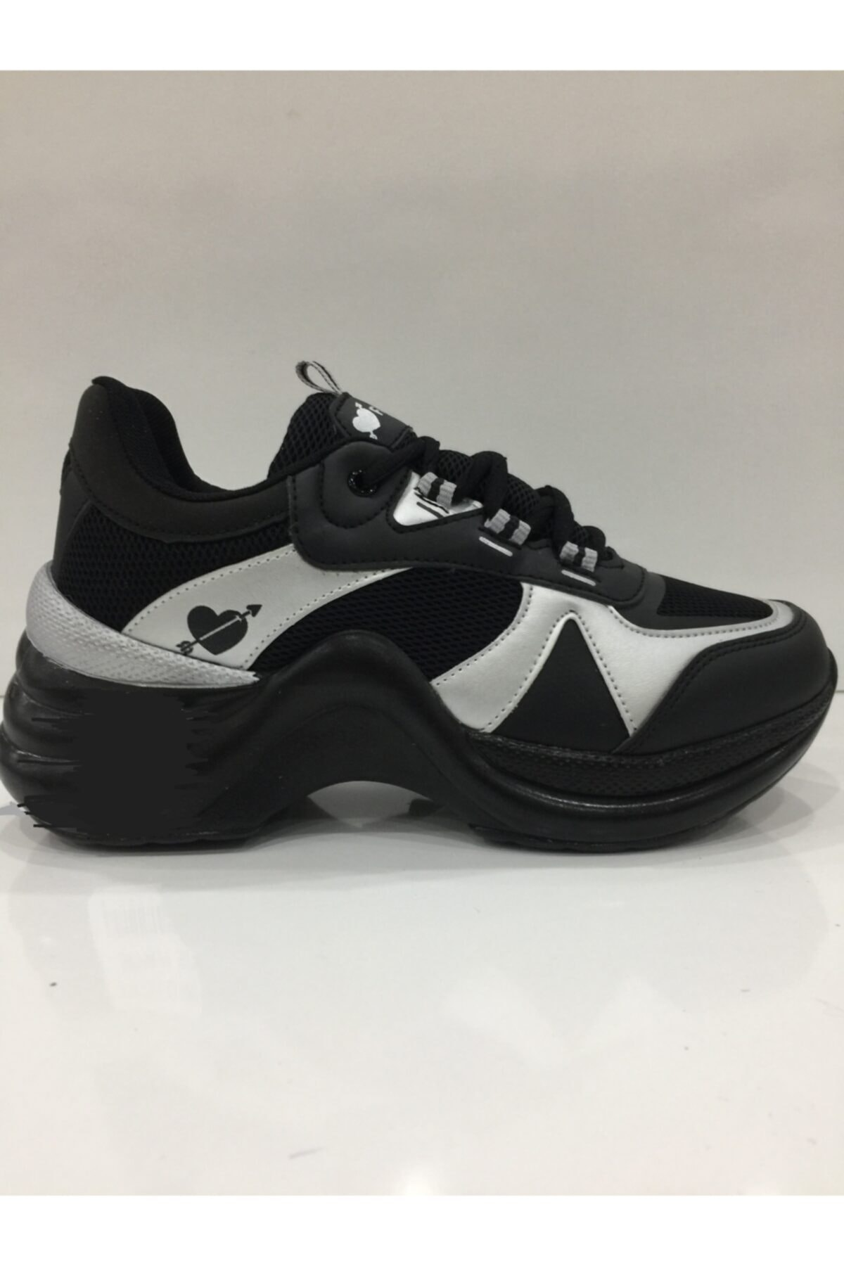 Twingo Unisex Siyah Spor Ayakkabı 1