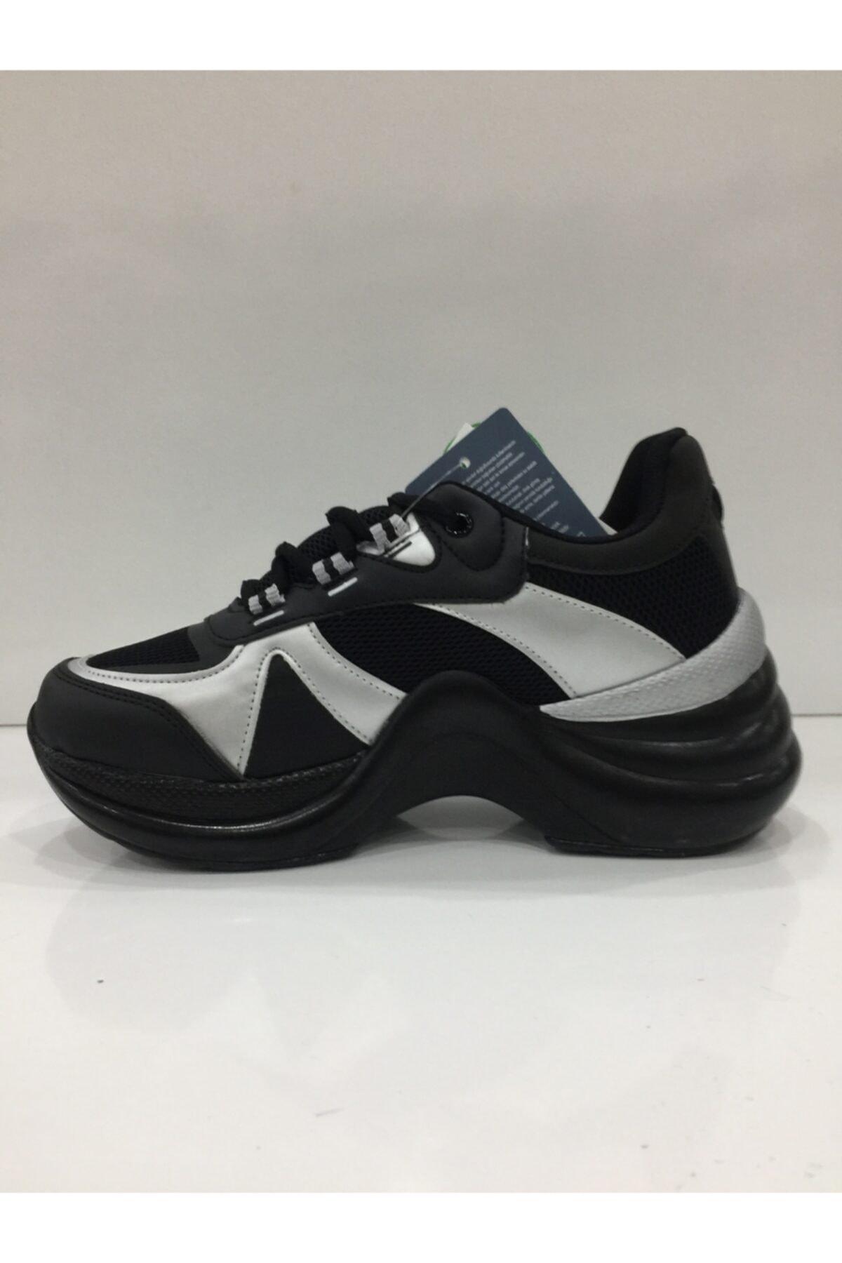 Twingo Unisex Siyah Spor Ayakkabı 2