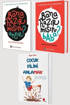 Remzi Kitabevi Şirin Seçkin Gökhan Oral Bana Hazır Mısın Anne Baba Çocuk Dilini Anlamak