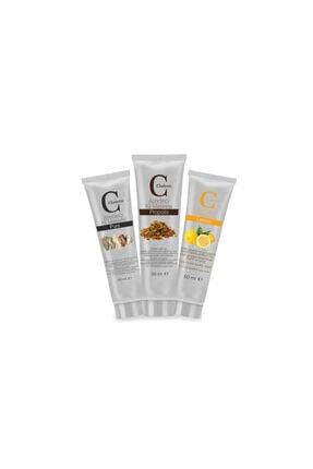 Claderm 50ml 3'lü (pure-propolis-lemon) Avantaj Paketi