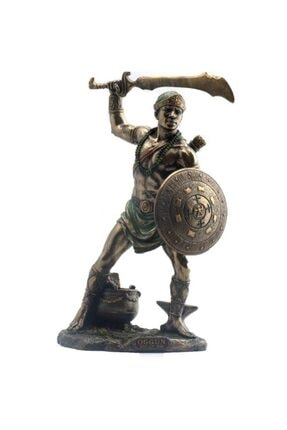 ehobim Veronese God Of War Oggun Savaşçı Figürü 24cm