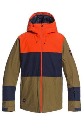 Quiksilver Sycamore JK M SNJT Snowboard Ceketi