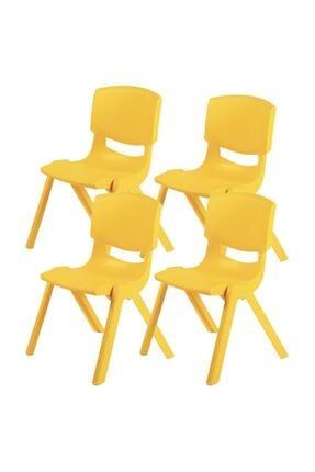 VİZYON Sarı Çocuk Sandalyesi