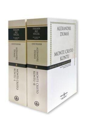 İş Bankası Kültür Yayınları Monte Cristo Kontu Hasan Ali Yücel Klasikleri