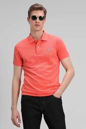 Lufian Laon Spor Polo T- Shirt Mercan