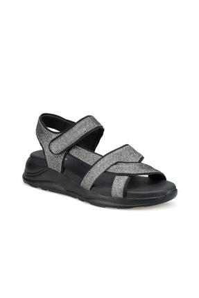 Polaris 315505P.Z Gümüş Kadın Sandalet 100507796