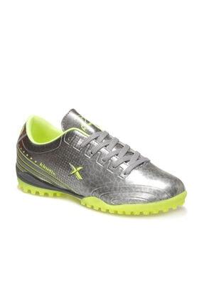 Kinetix Erkek Gümüş IZZO TF 1FX Halı Saha Ayakkabısı 100785304