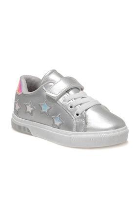 Polaris 615141.P1FX Gümüş Kız Çocuk Sneaker 101010865