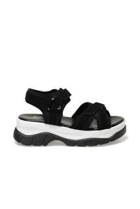 Butigo 20s-6001fx Siyah Kadın Spor Sandalet