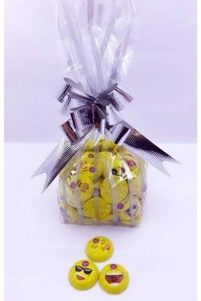 Elit Çikolata Elit Mini Elitoloji Emoji Çikolata 500 Gr